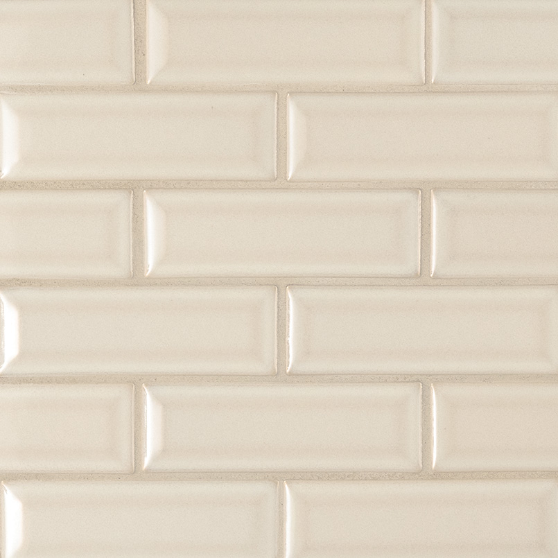 Buy Antique White 2x6 Beveled Handcrafted Subway Tile Subway Tile
