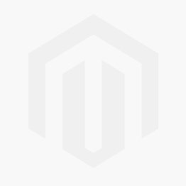 Stainless Steel +and White Stone Interlocking Blend Mosaic