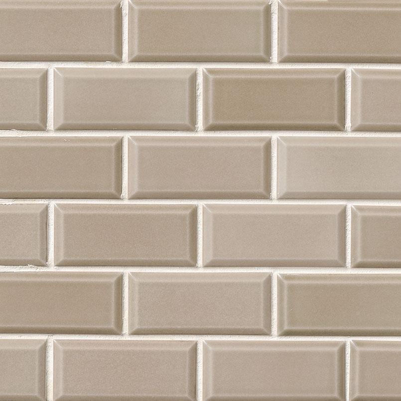 Buy Beveled 2x4 Subway Tile Mosaicsandtile